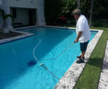 Pool Cleaning #2