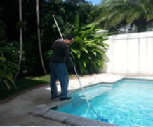 Pool Cleaning #3